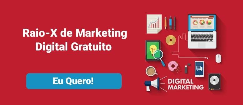 Raio-x de Marketing Digital Gratuito