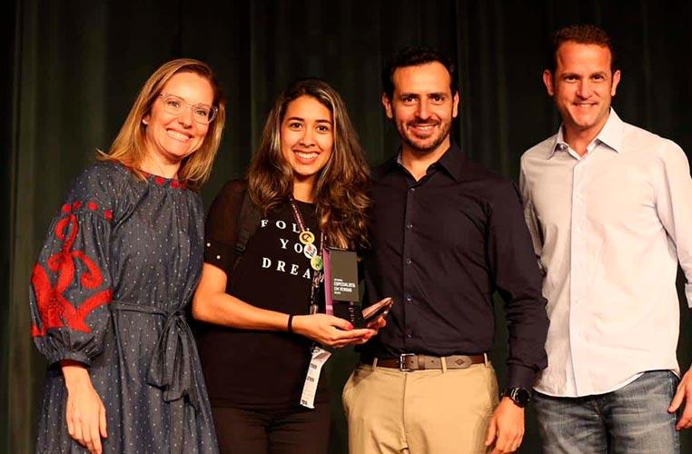 Prêmio Agência de Resultados: iSONEW recebe prêmio de especialista em vendas
