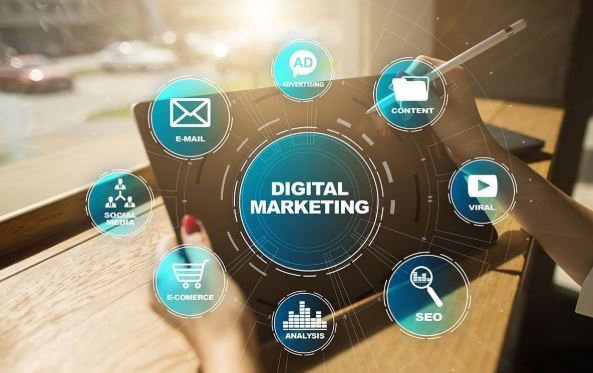 marketing digital na industria