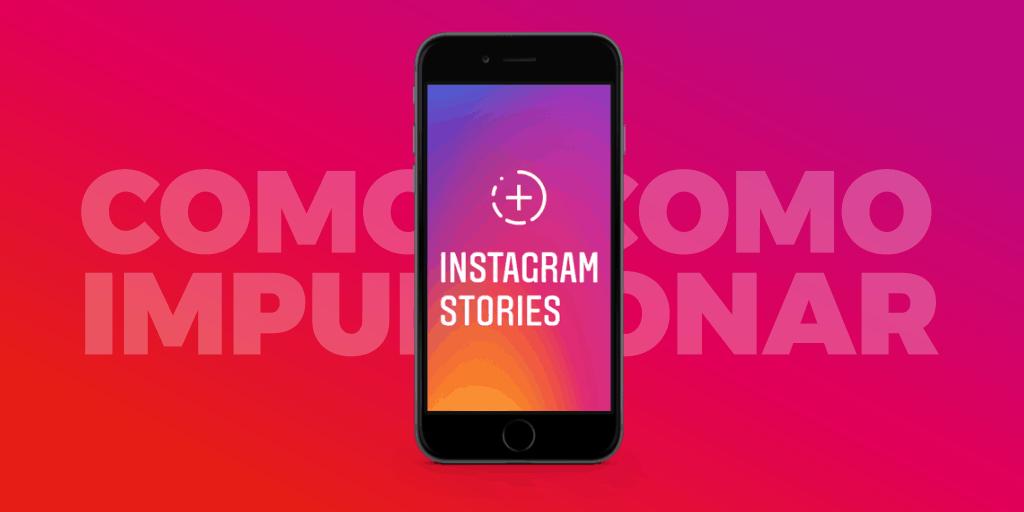 Impulsionar no Instagram