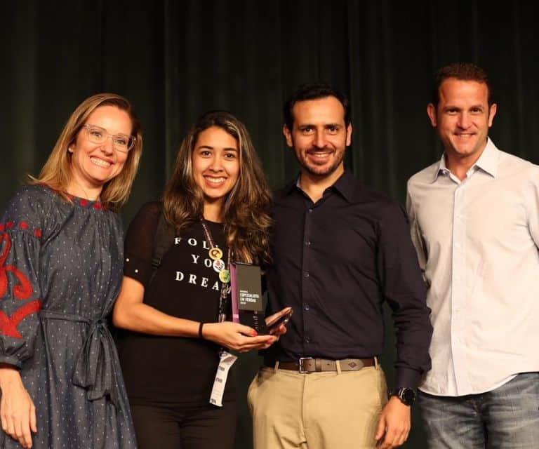isonew recebe premio melhor agencia vendas rd station